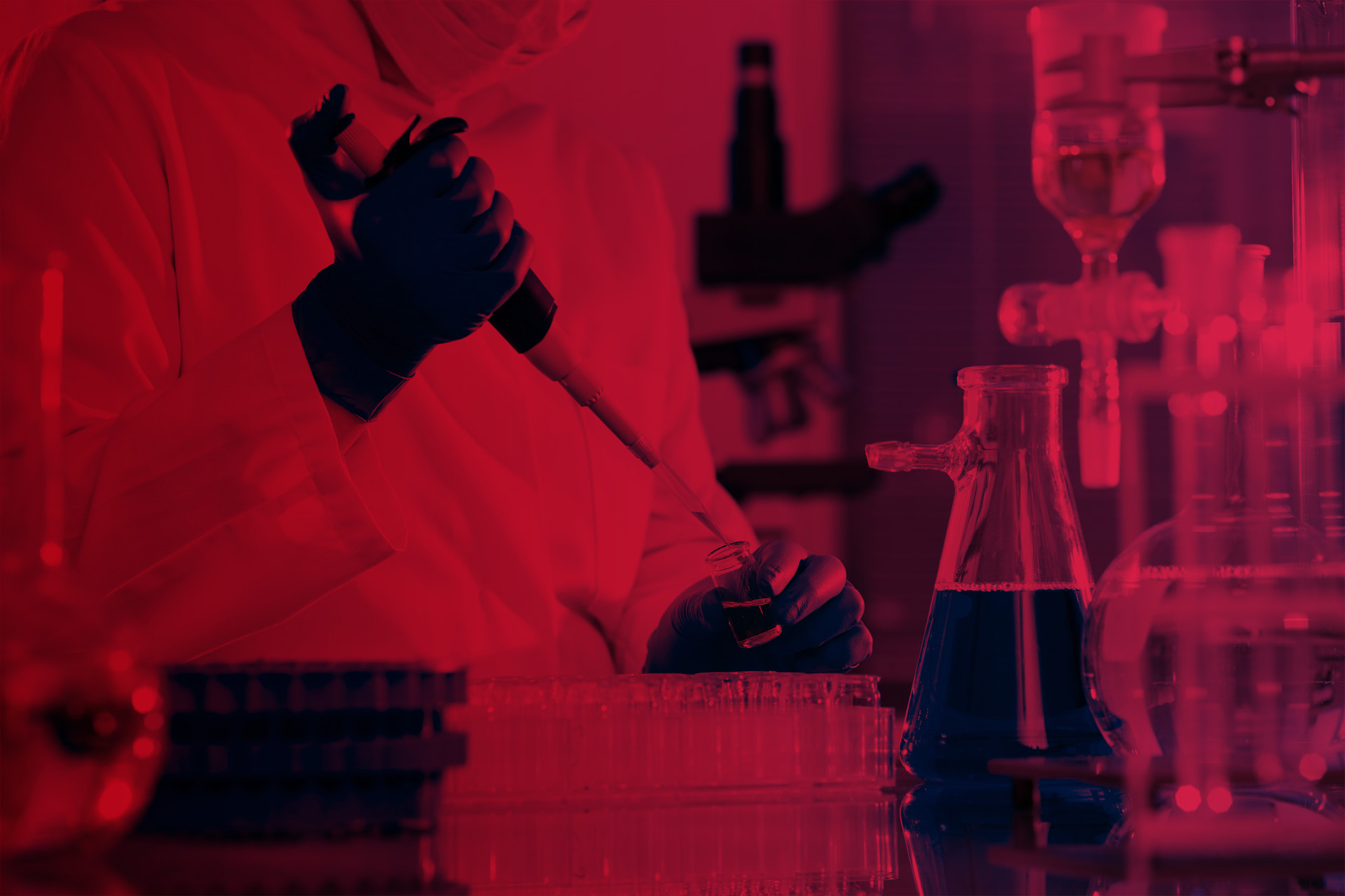 YOUR PARTNER FOR LAB QUALITY